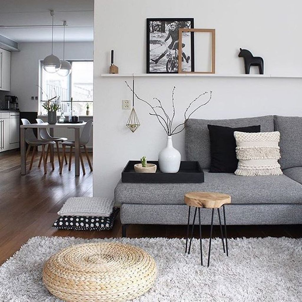 Incredibly Minimalist Contemporary Living Room Design Ideas 80