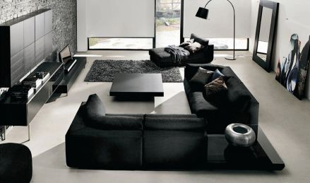 Incredibly Minimalist Contemporary Living Room Design Ideas 88