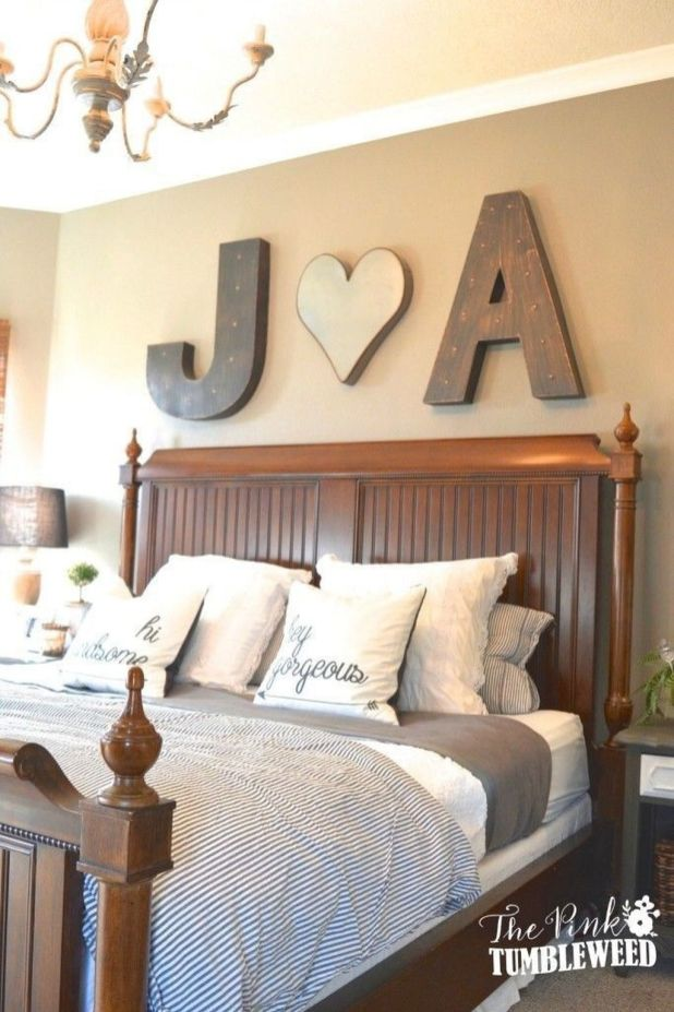 Inexpensive Romantic Bedroom Design Ideas You Will Totally Love 74