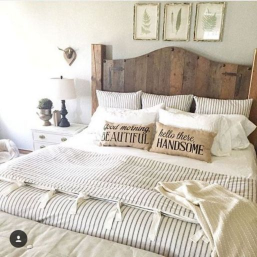 Inexpensive Romantic Bedroom Design Ideas You Will Totally Love 75