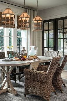 Inspiring Contemporary Style Decor Ideas For Dining Room 08