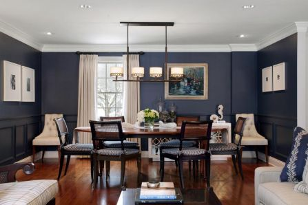 Inspiring Contemporary Style Decor Ideas For Dining Room 53