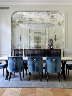 Inspiring Contemporary Style Decor Ideas For Dining Room 60