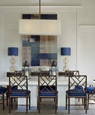 Inspiring Contemporary Style Decor Ideas For Dining Room 92
