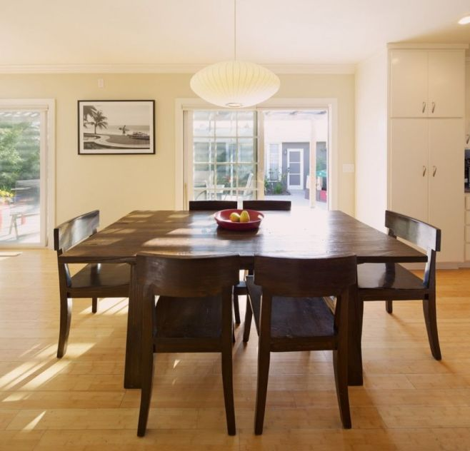 Inspiring Contemporary Style Decor Ideas For Dining Room 95