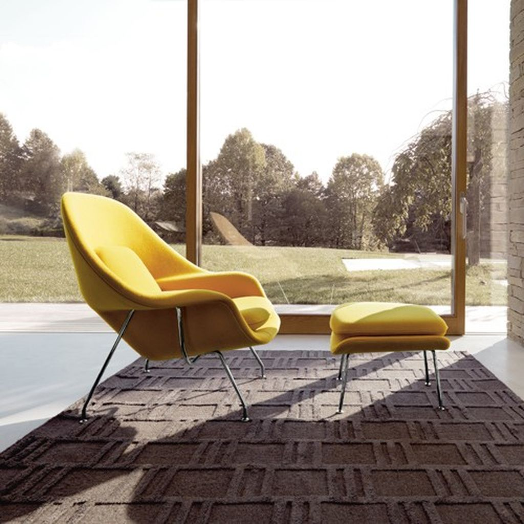 Modern Mid Century Lounge Chairs Ideas For Your Home 03