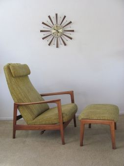 Modern Mid Century Lounge Chairs Ideas For Your Home 37