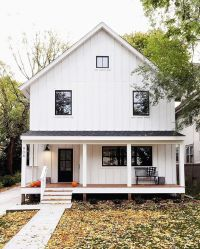 Modern Trends Farmhouse Exterior Paint Colors Ideas 2017 04