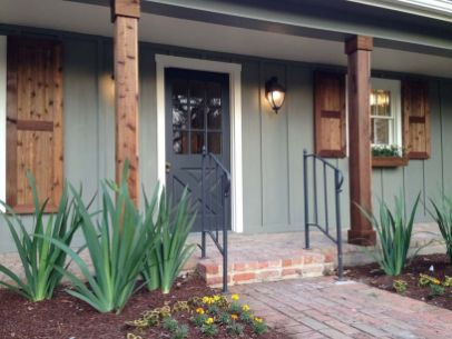 Modern Trends Farmhouse Exterior Paint Colors Ideas 2017 11