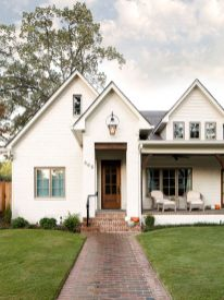 Modern Trends Farmhouse Exterior Paint Colors Ideas 2017 17