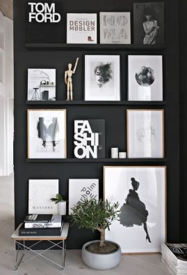 Modern And Minimalist Wall Art Decoration Ideas 46