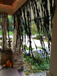 Scary Front Yard Halloween Decoration Ideas 52