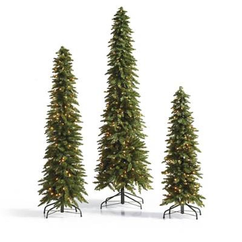 Space Saving Christmas Tree Ideas Suitable For Small Rooms 14