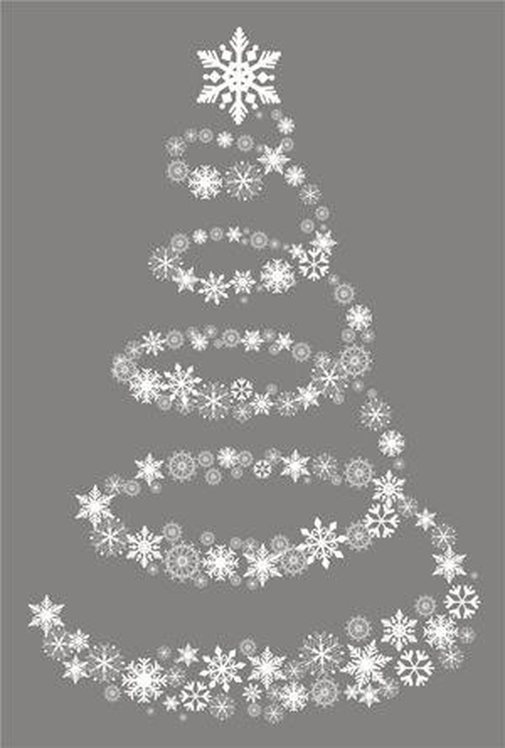 Space Saving Christmas Tree Ideas Suitable For Small Rooms 40