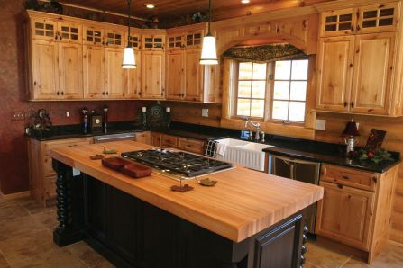 Beautiful Farmhouse Style Rustic Kitchen Cabinet Decoration Ideas 32