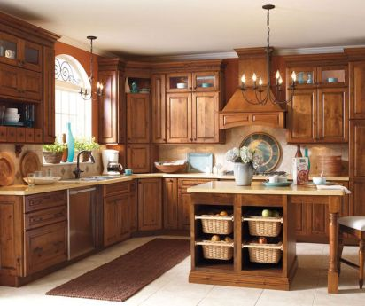 Beautiful Farmhouse Style Rustic Kitchen Cabinet Decoration Ideas 69