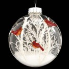 Cute And Creative Homemade Christmas Ornaments Ideas You Should Try 23