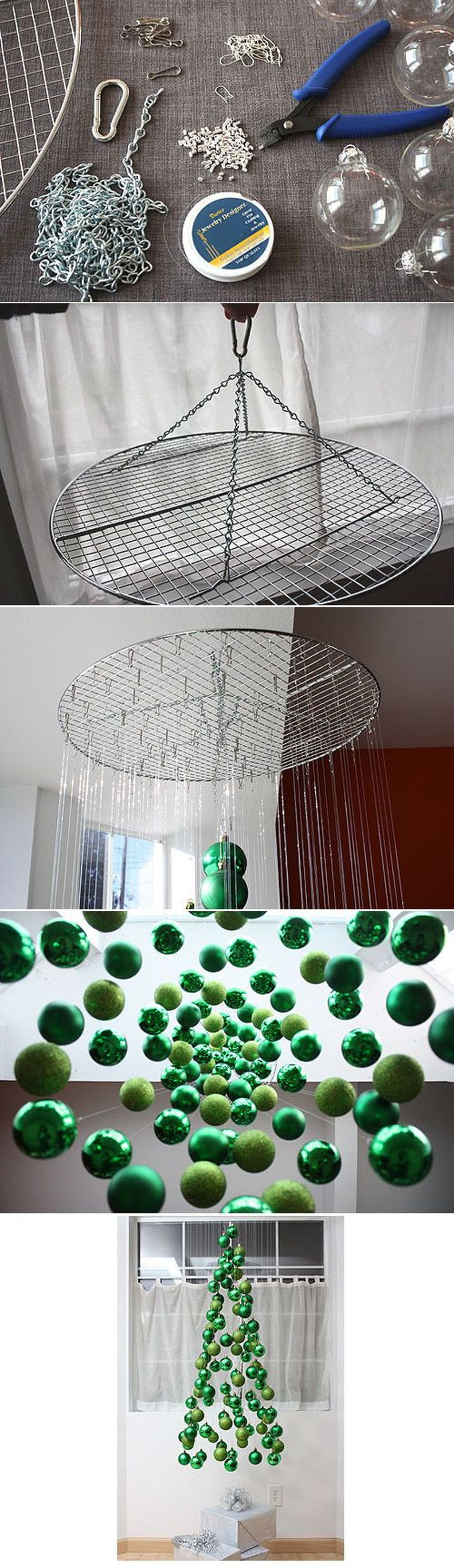 Easy And Creative DIY Christmas Tree Design Ideas You Can Try As Alternatives 73