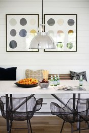 Inspiring Modern Dining Room Design Ideas 23