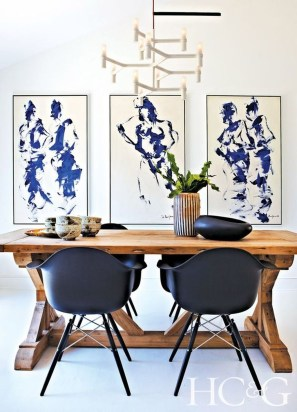 Inspiring Modern Dining Room Design Ideas 56