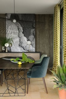 Inspiring Modern Dining Room Design Ideas 71