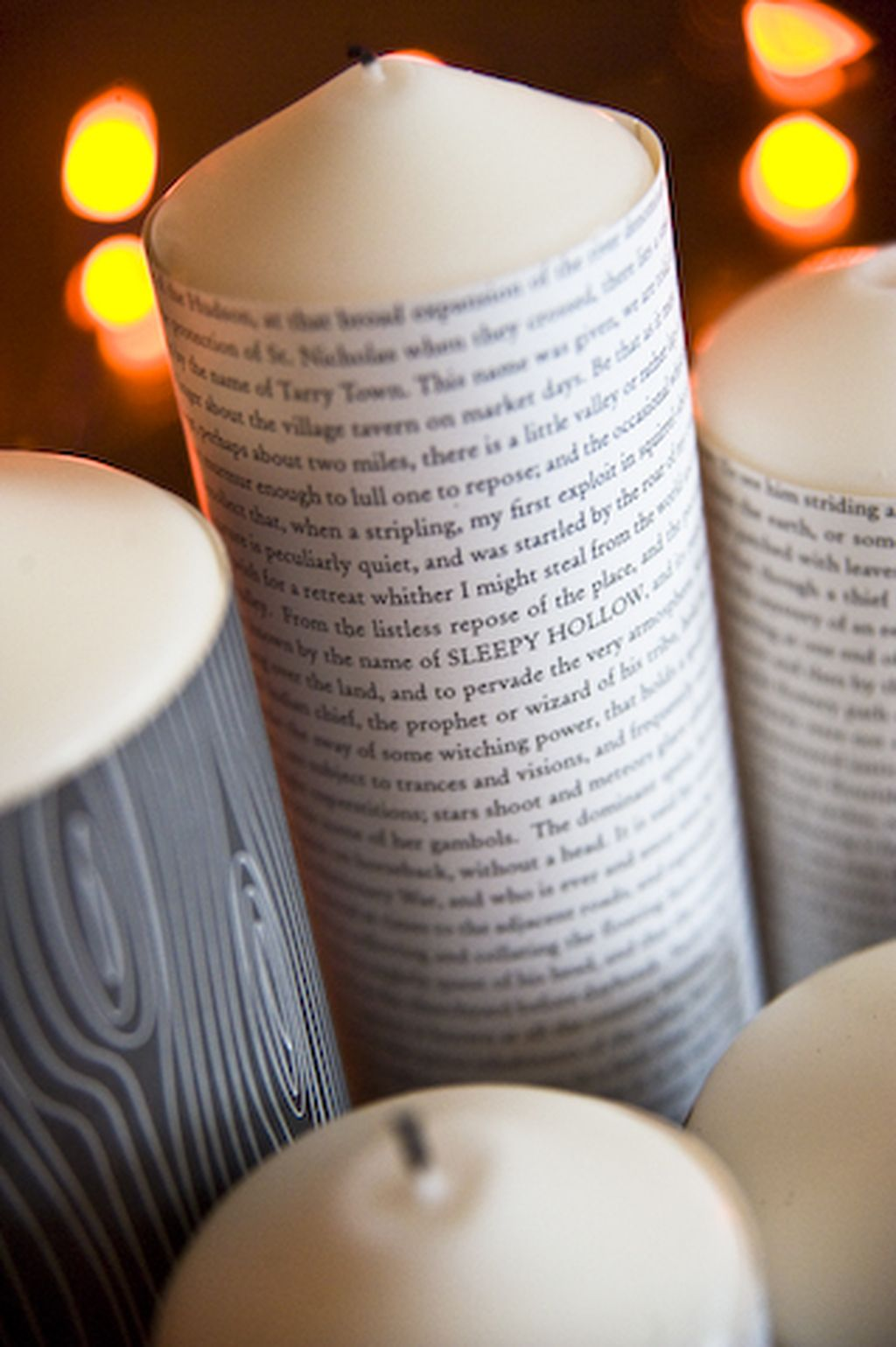 Inspiring Modern Rustic Christmas Centerpieces Ideas With Candles 47