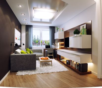 Inspiring And Affordable Decoration Ideas For Small Apartment 40