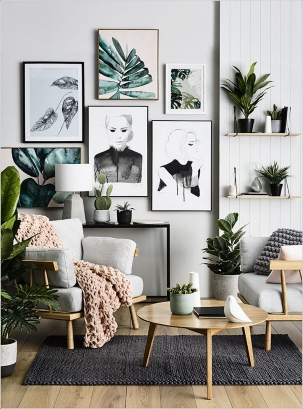 Inspiring And Affordable Decoration Ideas For Small Apartment 62