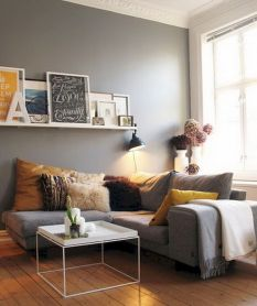 Inspiring And Affordable Decoration Ideas For Small Apartment 78