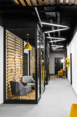 Modern And Cozy Office Interior Design Ideas To Makes You Feel Comfortable 26