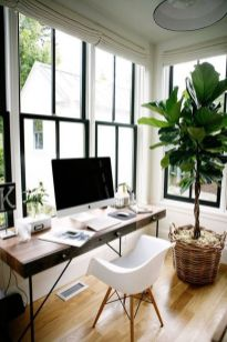 Modern And Cozy Office Interior Design Ideas To Makes You Feel Comfortable 56