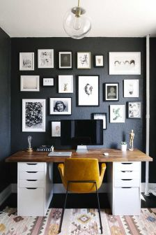Modern And Cozy Office Interior Design Ideas To Makes You Feel Comfortable 67