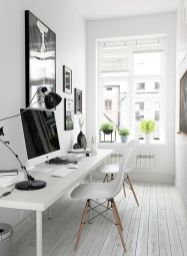 Modern And Cozy Office Interior Design Ideas To Makes You Feel Comfortable 68