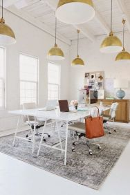 Modern And Cozy Office Interior Design Ideas To Makes You Feel Comfortable 96