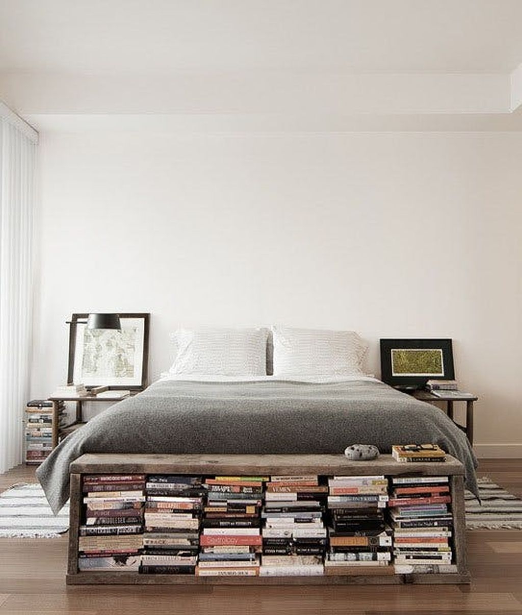 Totally Brilliant Bedroom Design Ideas For Small Apartment 54