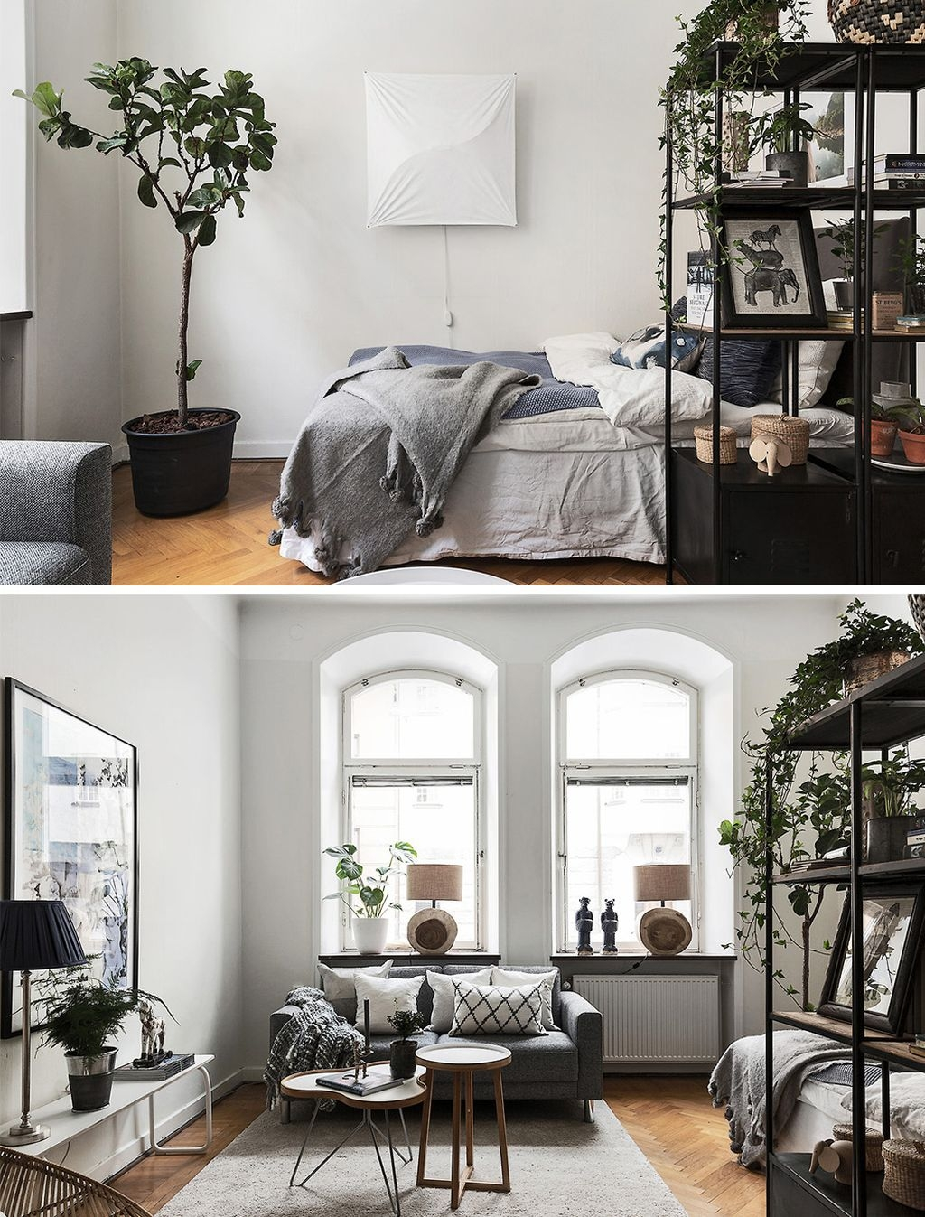 Totally Brilliant Bedroom Design Ideas For Small Apartment 68