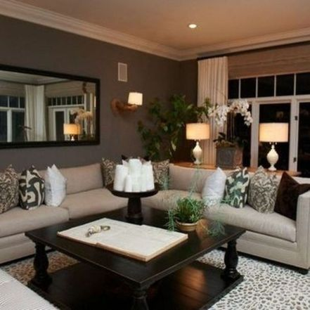 Totally Brilliant Living Room Furniture Arrangements Ideas 13