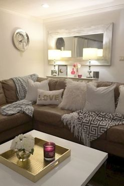 Totally Brilliant Living Room Furniture Arrangements Ideas 32