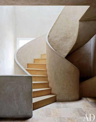 Totally Inspiring Residential Staircase Design Ideas You Can Apply For Your Home 46