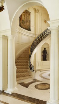 Totally Inspiring Residential Staircase Design Ideas You Can Apply For Your Home 54