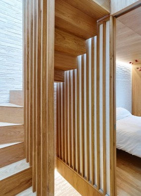Totally Inspiring Residential Staircase Design Ideas You Can Apply For Your Home 64