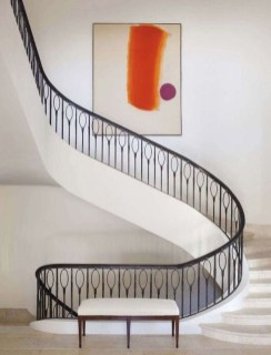 Totally Inspiring Residential Staircase Design Ideas You Can Apply For Your Home 93