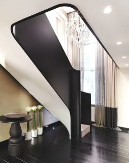 Totally Inspiring Residential Staircase Design Ideas You Can Apply For Your Home 96
