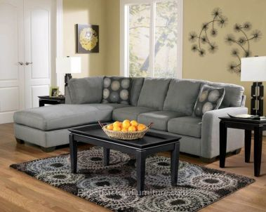 Totally Outstanding Sectional Sofa Decoration Ideas With Lamps 17