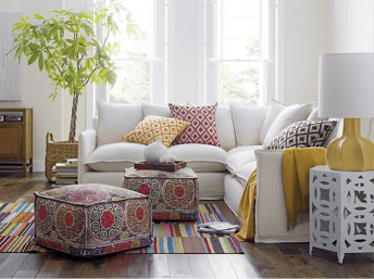 Totally Outstanding Sectional Sofa Decoration Ideas With Lamps 20