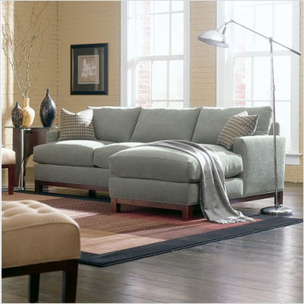 Totally Outstanding Sectional Sofa Decoration Ideas With Lamps 26