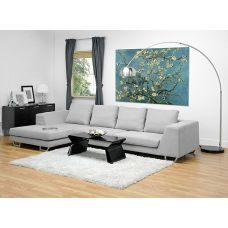 Totally Outstanding Sectional Sofa Decoration Ideas With Lamps 47