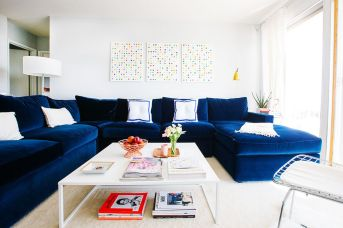Totally Outstanding Sectional Sofa Decoration Ideas With Lamps 70