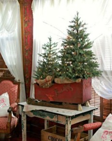 Brilliant Christmas Decoration Ideas For Small House 50