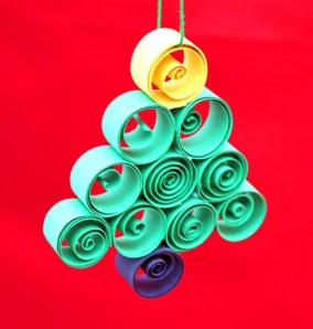Easy And Creative Christmas Decoration Crafts Ideas Fun For Kids 55
